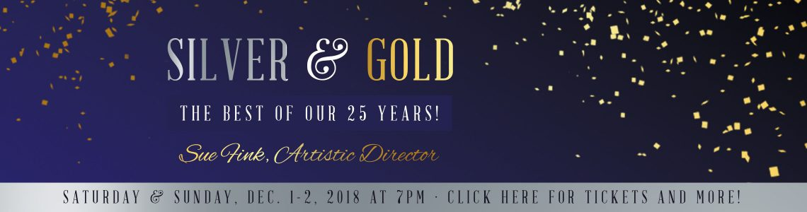 Silver and Gold: Angel City Chorale Concert, December 1 and 2, 2018