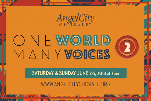 One World Many Voices 2
