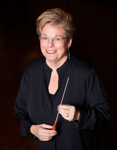 ACC Artistic Director Sue Fink