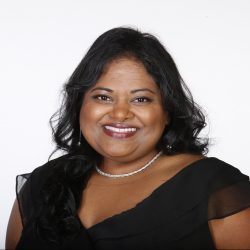 Leena Mathew, Board President