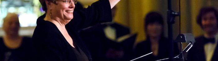 Sue Fink Conducting